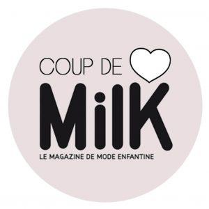 Coup de coeur Milk