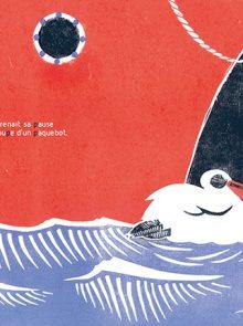 """Extrait de """"Péripéties d'une pêche impromptue"""" de Anne Defdéville"""