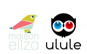 Logo maison eliza et Ulule