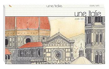 """Cinque Terre - extrait de """"Une Italie"""" de Johan Dayt - éditions Maison Eliza"""