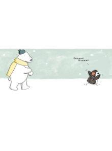 on va au ski - Mizu et Yoko