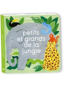 Couverture Petits et grands de la jungle
